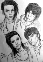 Andy BVB 4 Metamorphosis by KatarinaAutumn