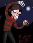 Cartoon Freddy by Forever-love-Frieza