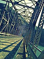 cross the bridge when you get there by heart-WORM