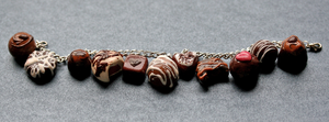 Chocolate Charm Bracelet 2 by szekei
