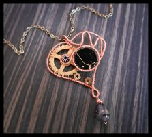 Eclipse of a Steampunk Heart by AspenOfOcean