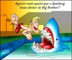 Big Brother e Spielberg by oficinacriativa