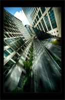 Amorphous in the City part 3 by Androgynous23