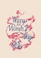 Happy Women's Day by N0tisme