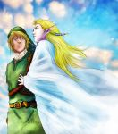 The Legend of Zelda - Skyward Sword by shamylicious