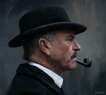 Peaky Blinder by Zgfisher