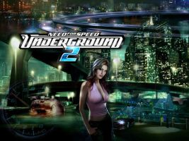 Need For Speed Underground by sweetcivic