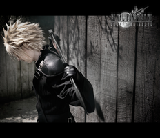 Cloud Strife by Kuroudo1723
