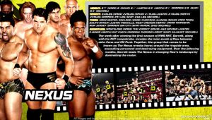 WWE Nexus ID Wallpaper Widescreen by Timetravel6000v2