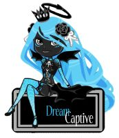 Dream Captive Badge by DreamCaptive