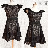 Dress Devia, Somnia Romantica by Marjolein Turin by SomniaRomantica