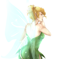 I believe in fairies by Panic-Is-My-Rain