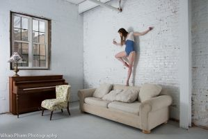 Couch Surfing by HowNowVihao
