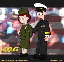 JAG - Harm and Mac by D-Prime