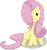 Fluttershy Attempt by Athotrias