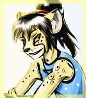 The Cheetah Hero by Kurozora-Konoi