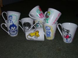 End of Year Mugs for my Class by pollywriggle