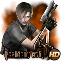 Resident Evil 4 HD by POOTERMAN