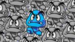 Goomba grey and blue by Jemura42