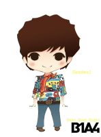 Baby Good Night - Sandeul by nday