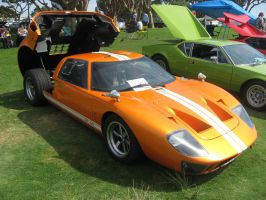 Classic Ford GT40 by granturismomh