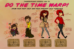 let us do the time warp again by prismchan