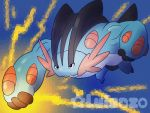 Swampert, is that you? by Luisazo