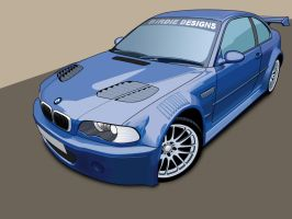 BMW M5 by BirdieNUFC