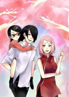 Happy ever after -sasusaku by Danny-chama