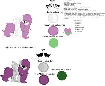 refrence sheet NO.2 by liny12345
