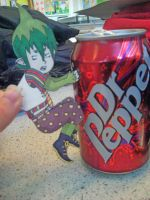 Dr Pepper Problems by NomnomNeji