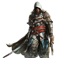 Assassins Creed IV - Edward Render By Ashish913 by Ashish-Kumar