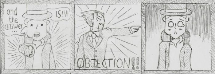 .:OBJECTION!!:. by CandyDeathMachine