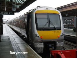 Chiltern Railway 168107 at Birmingham Moor Street by The-Transport-Guild