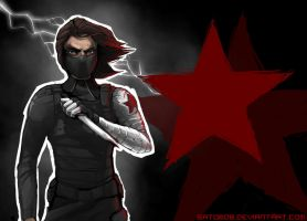 Who I Am - Winter Soldier by Gatobob