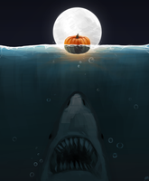 Hallowed Jaws by Sam-Reynolds