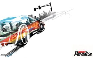 Burnout Paradise by Xlisjen