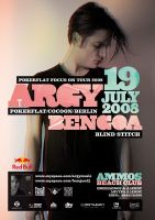 Argy Poster by SeBDeSiGN