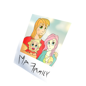 Family picture by Kaleysia