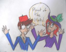 Planet of the Hats by Revolution-Nein