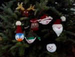 Christmas Tree Ornaments by koepr5333