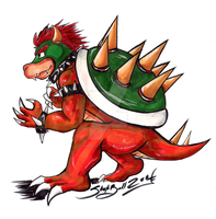 It'sa Bowser by SpiritLullaby
