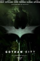 Gotham City-Questions... by Gato-Chico