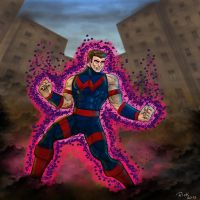 Wonder Man by RicardoCabrera