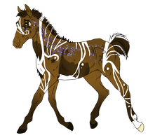 Foal Design - ID 1397 by Cyliph