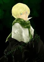 Scorpius Hyperion Malfoy by VinstHillvion
