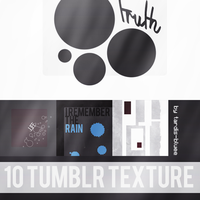 Tumblr Texture Pack by Tardis-Bluee