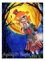 .+. tRicK oR trEaT .+. by angelbaby1291