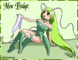 Mew Bridget - Let your hair out! by Nabihah