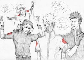 kakashi babysitter chronicles 6 by Sanzo-Sinclaire